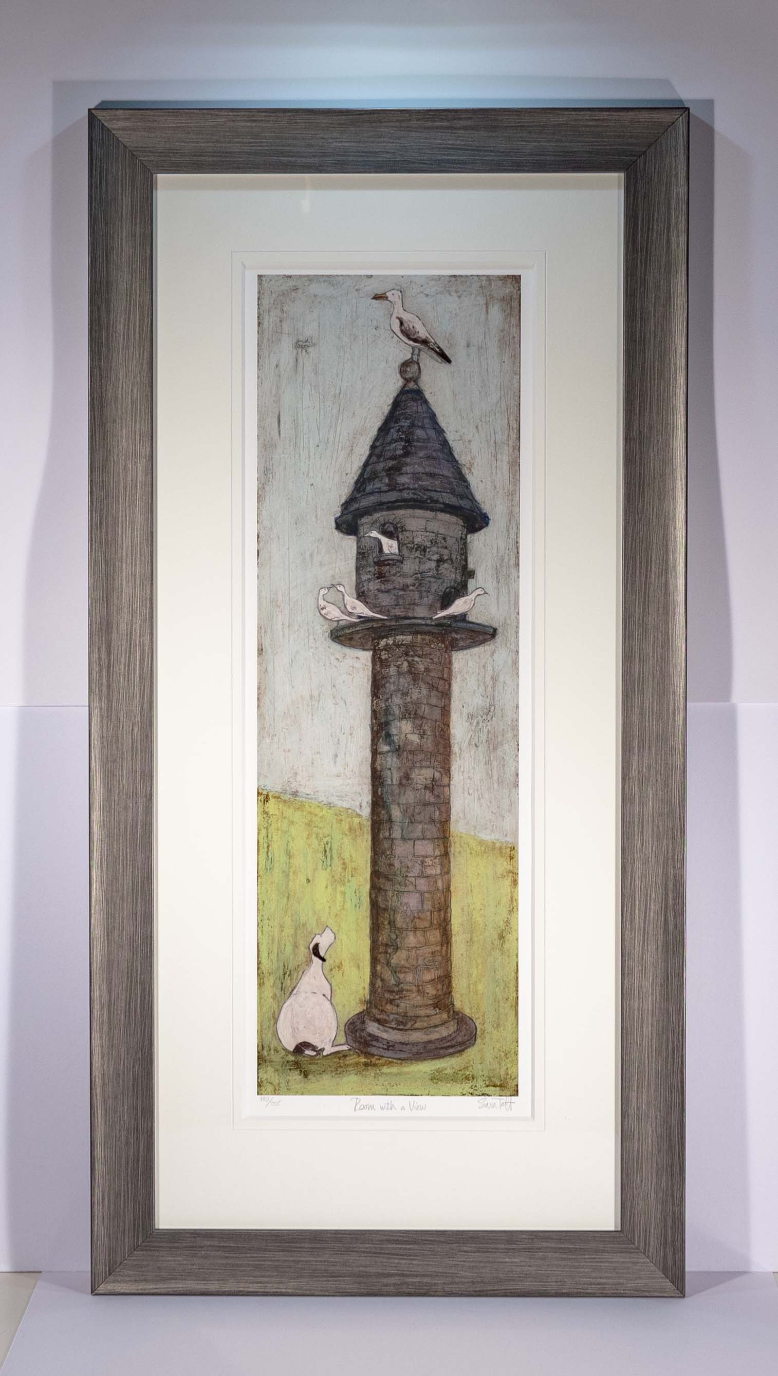 Sam Toft Quot Room With A View Quot Limited Edition Print With